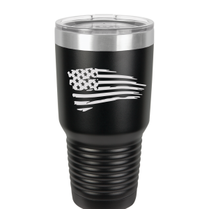 Tattered Flag Polar Camel Tumbler 30oz