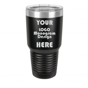 Personalized Polar Camel Tumbler 30oz