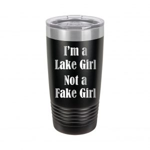 Lake Girl Polar Camel Tumbler