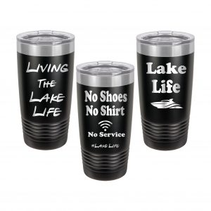 Lake Life Polar Camel Tumbler 20oz