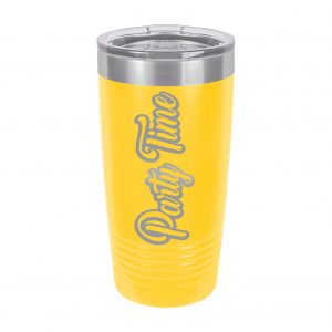 Party Time Tumbler