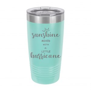 Sunshine Hurricane Tumbler